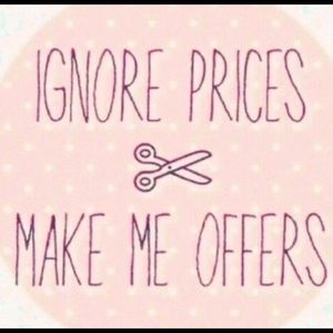 Other - I take most offers!